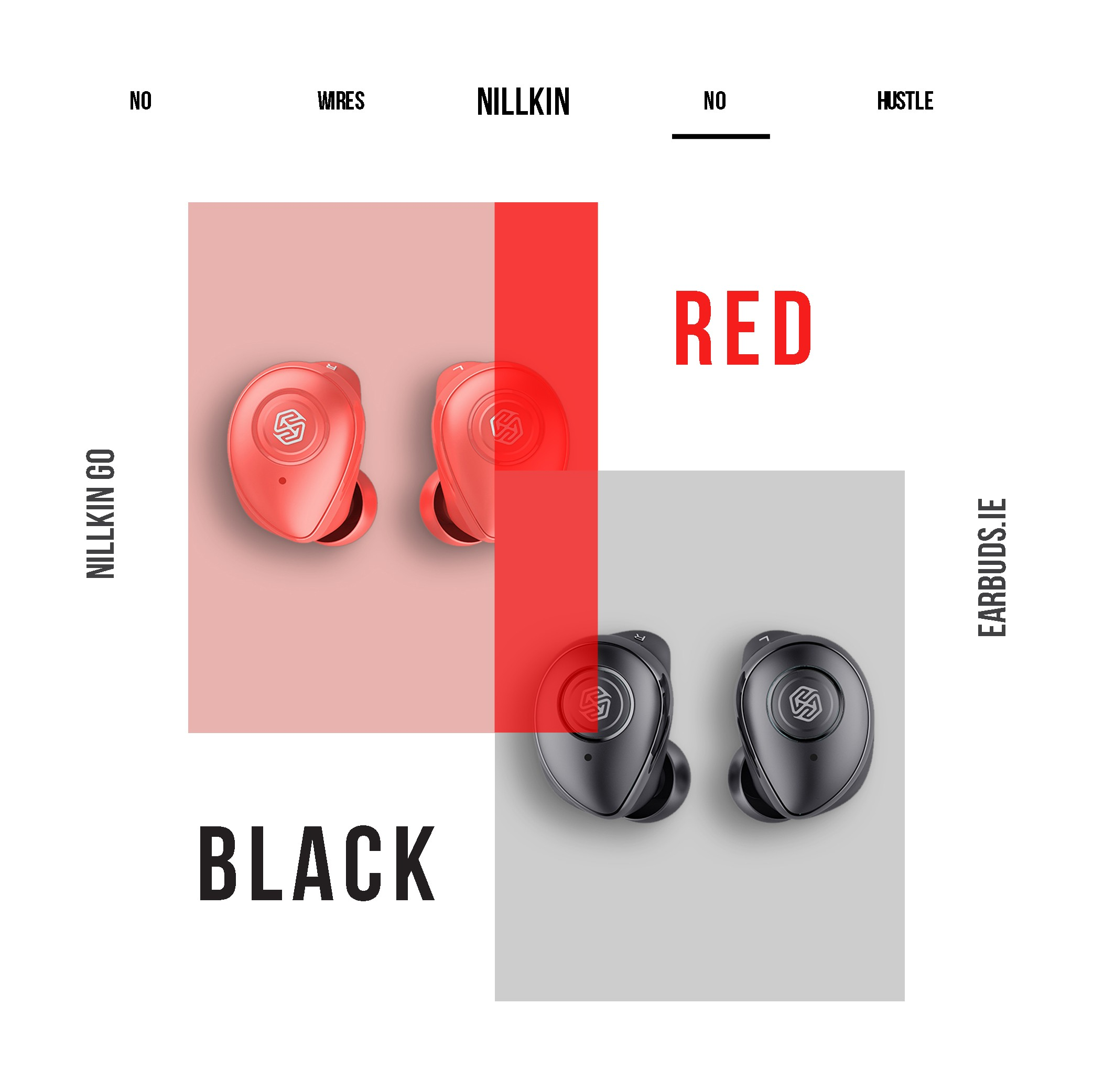 nillkin go wireless earbuds