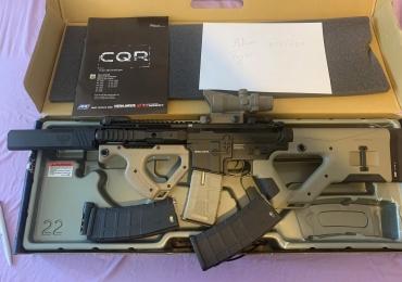 ICS ASG Hera Arms CQR plus extras