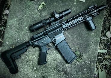 Specna Arma A03 MK18 CQBR