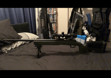 TM M40A5 fully upgraded