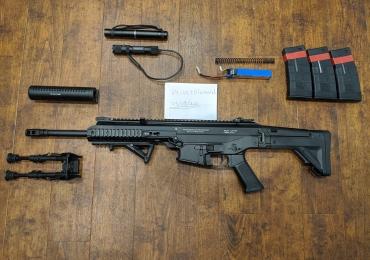 ICS CXP APE / Remington ACR – Fully Upgraded