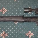 Upgraded A&K SVD Spring rifle