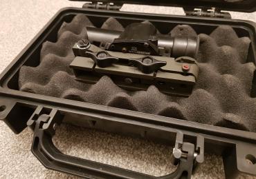 Ares 4x *FULL METAL* SUSAT w/ case