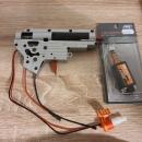 Modify gearbox with ascu