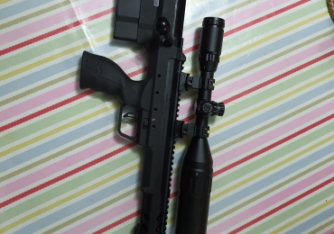 SRS 20″ upgraded w/ extras