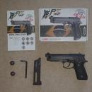 Full metal KWC PT92 4.5mm BB gun