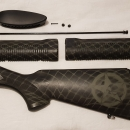 CYMA m870 shotgun stock and  cocking grip
