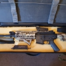 CYMA CM.016 – M4 Rifle AEG Rifle With Accessories