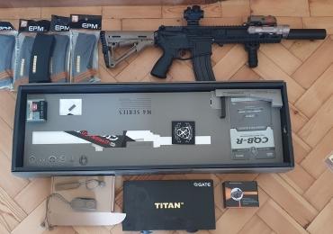 L119a2 Custom TM.Recoil Shock. (Brit SAS)