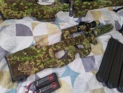 Pencott Greenzone Sniper and P90 Bundle
