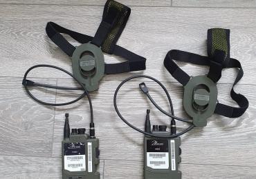 P.R.R H-4855 MARCONI RADIOS