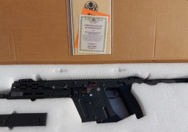 Krytac Kriss Vector Limited Edition Boxed as new