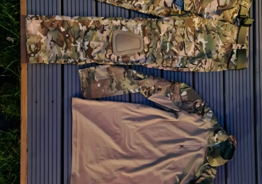 Airsoft Trouser & Shirt Combo