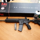 Heckler & Koch HK 416D Gas 6mm Airsoft Rifle BOXED as NEW