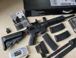 BO Dynamics combat LT.595 carbine