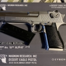 Full Metal Desert Eagle! Hard Kick!