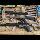 GHK rifle and mags package