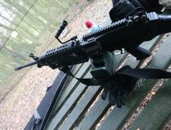 Classic Army MKll M249 SAW airsoft LMG