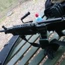 Classic Army MK2 M249 LMG