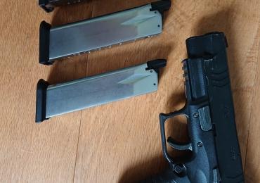 We XDM. 45 gbb pistol