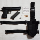 Desert Eagle (TM) Tokyo Marui with Viper Holster. Excellent condition