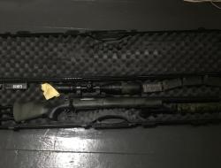 Airsoft Novritch SSG24 sniper Rifle + scope set + scope extender+ killflash+Rifle Bipod+Novritsch Suppressor for the SSG24+ Silencer Adapter