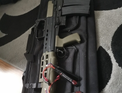 ICS L85A2 USED RIFLE