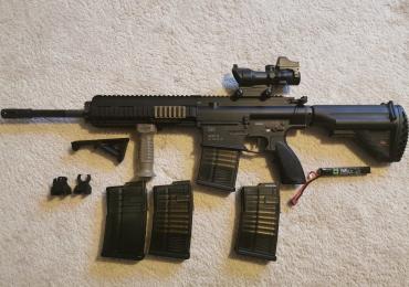 VFC HK417 – Upgraded