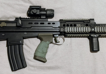 WE L85a2 GBB Rifle