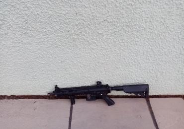 Bolt 416 recoil