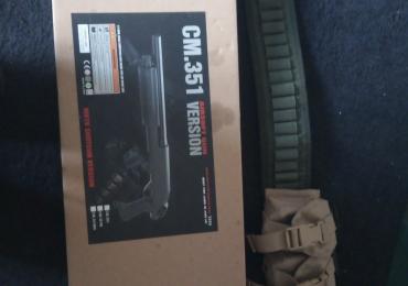 Cyma.351 with belt