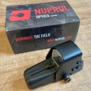 Nuprol Holographic Sight, Madbull Tightbore Barrel, Fenix Pressure Switch, Nuprol LiPo Battery