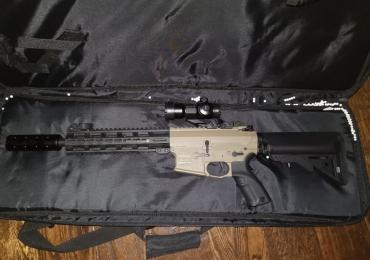 Tippmann Commando M4