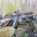 DNR Airsoft Sniper Rifle