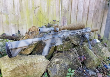 DNR Airsoft Sniper Rifle