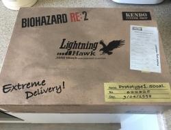 Tokyo Marui Biohazard 2 lightning hawk pistol