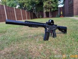 Specna Arms Se07 – Upgraded