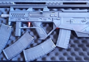 ghk g5 with 4 mags