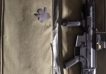 Scar L (Lovely example)