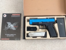 WE tactical XDM two tone.,