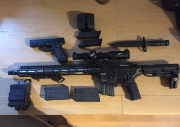 TM MTR16 , G17 & COLD STEEL BARREL