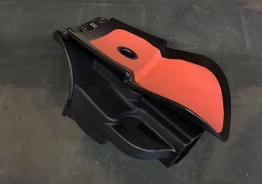 Fobus Airsoft HK VP9 Pistol Holster Belt Paddle Left Handed LH Hekler & Koch